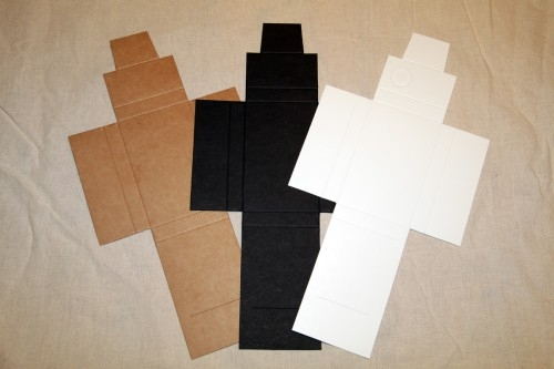 Primeval Vision DIY Cassette Cardboard Covers