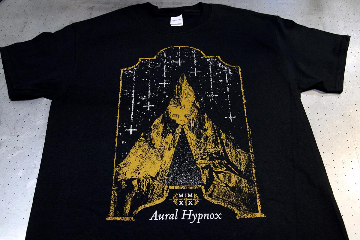 Aural Hypnox - 2-värinen t-paita