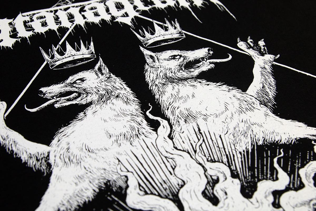 Atanagrum - logopainatus t-paitaan