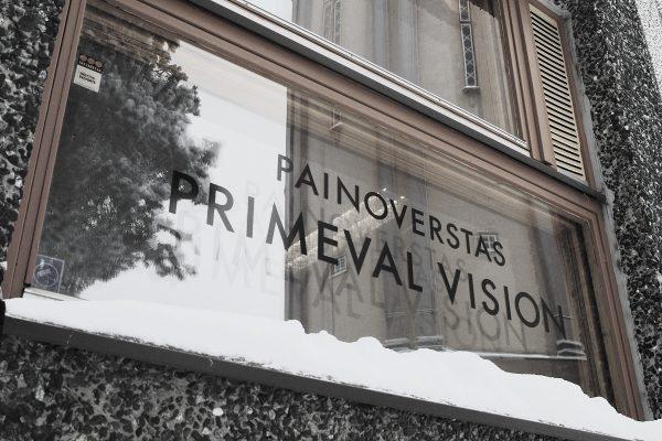 Painoverstas Primeval Vision 2021